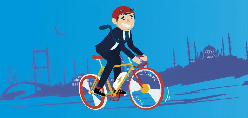 bisikletle-ise-gitmek-gunluk-ulasim-elektrikli-bisiklet