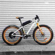 1200W Giant Fatbike Elektrikli Bisiklet Uygulaması