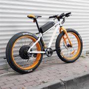 Bisiklet hazır!